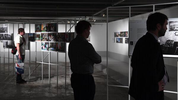 Concurso de Fotoperiodismo Andréi Stenin (archivo) - Sputnik Mundo