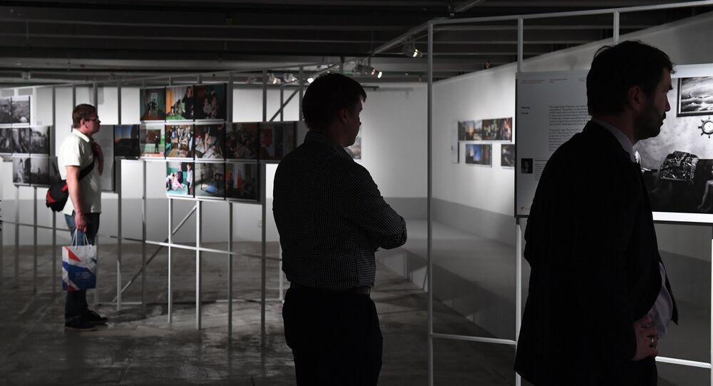 Concurso de Fotoperiodismo Andréi Stenin (archivo)