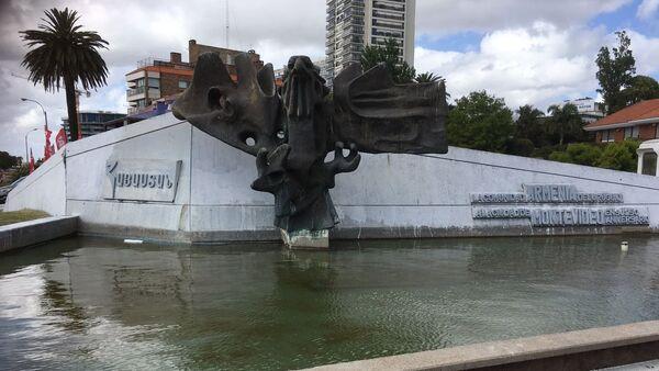 Plaza Armenia en Montevideo - Sputnik Mundo