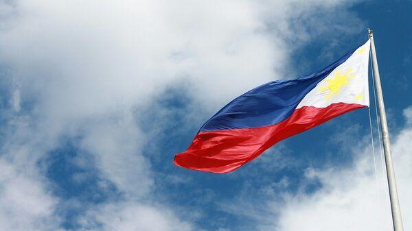 La bandera de Filipinas - Sputnik Mundo