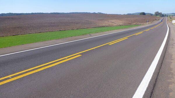 Carretera (imagen referencial) - Sputnik Mundo