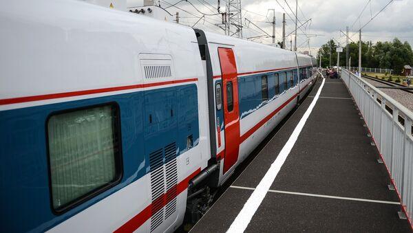 El tren Talgo - Sputnik Mundo
