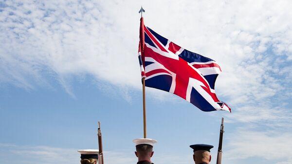 La bandera de Reino Unido - Sputnik Mundo
