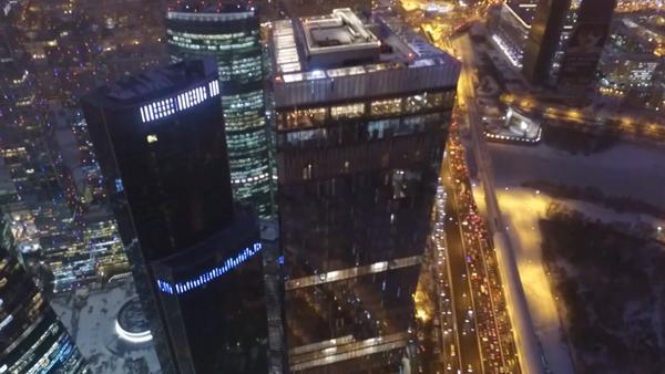 Los rascacielos de Moscú - Sputnik Mundo