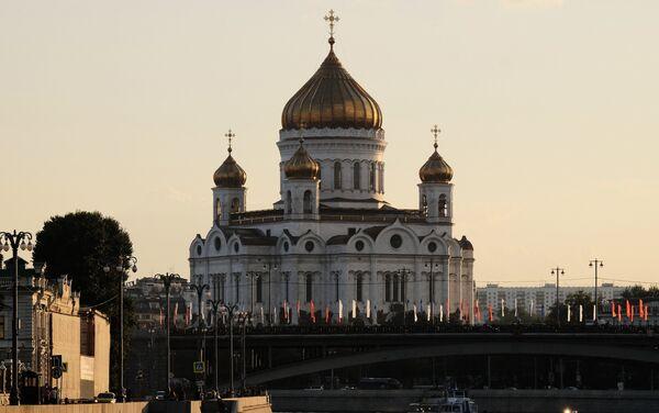 La catedral del Cristo Salvador - Sputnik Mundo