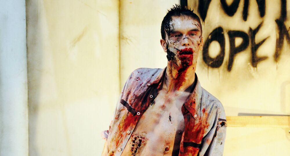 Un 'zombi' (imagen referencial)