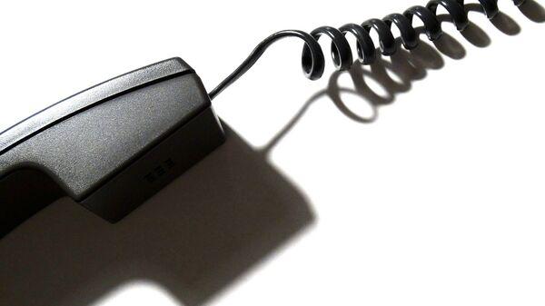 Teléfono con cable - Sputnik Mundo