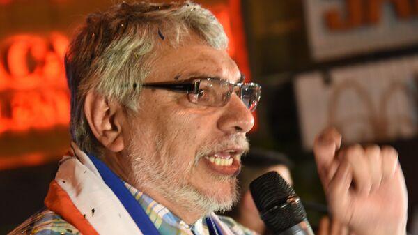 Fernando Lugo, expresidente de Paraguay - Sputnik Mundo
