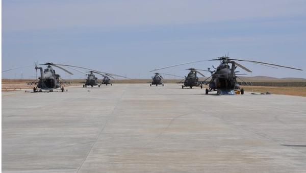 Mi-8AMTSh - Sputnik Mundo
