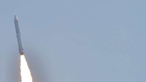 El cohete Epsilon - Sputnik Mundo