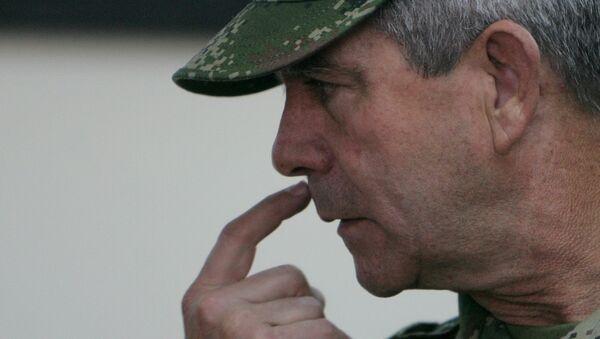 Mario Montoya, exjefe del Ejército de Colombia - Sputnik Mundo