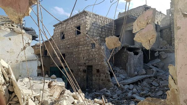 Alepo, Siria - Sputnik Mundo