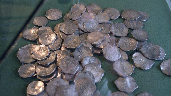Monedas antiguas - Sputnik Mundo