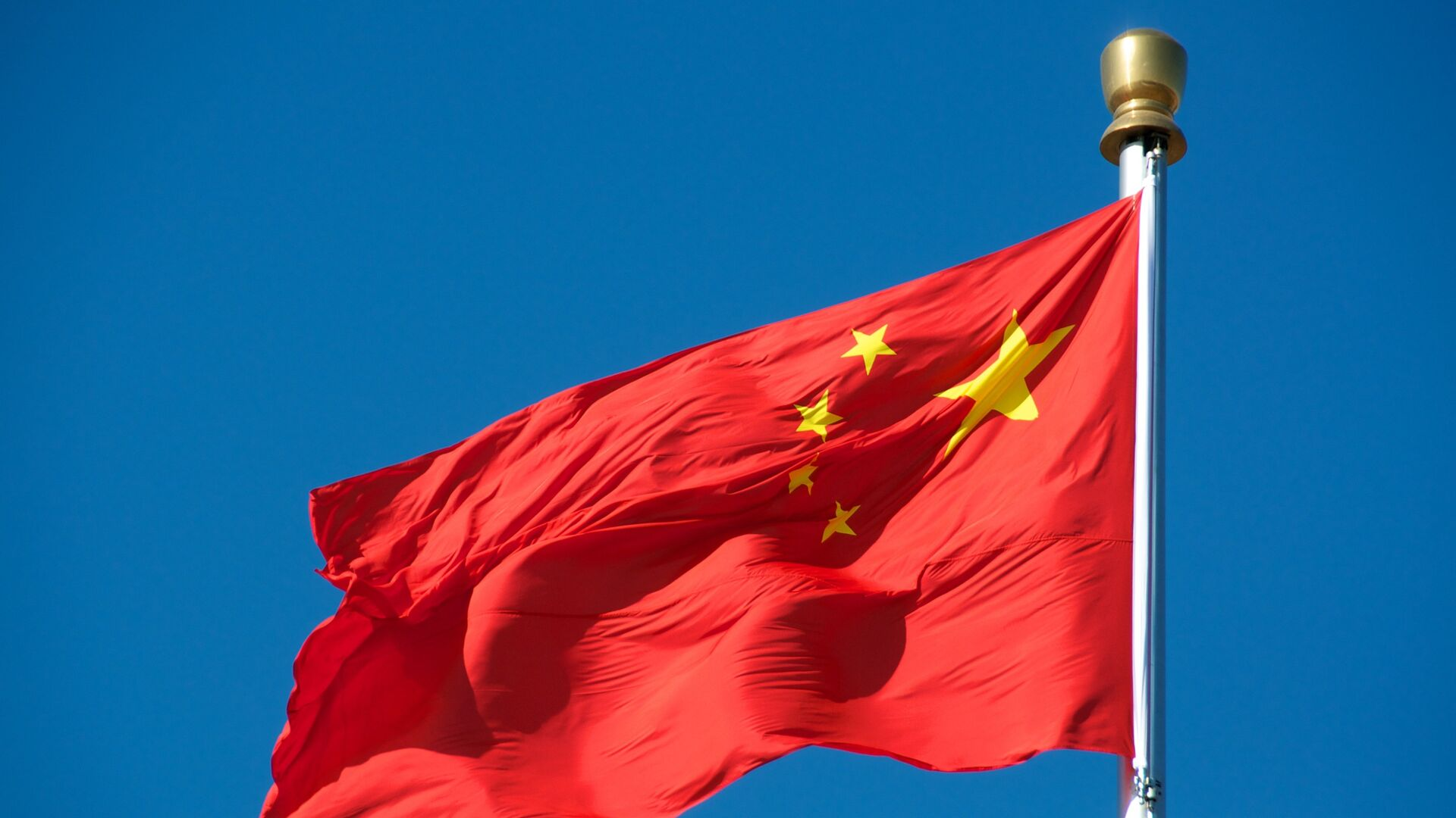 La bandera de China - Sputnik Mundo, 1920, 22.03.2021