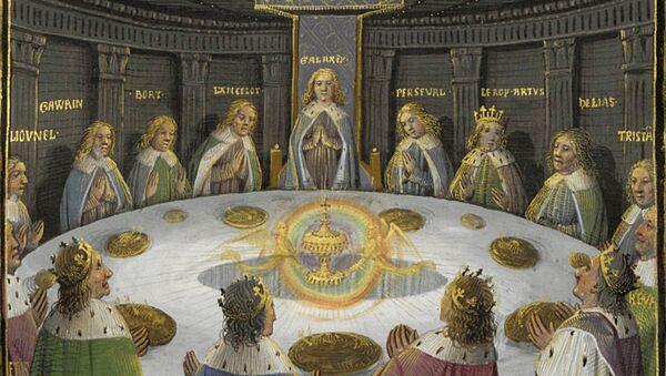 Los caballeros de la mesa redonda - Sputnik Mundo