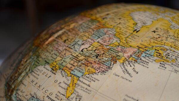 Globe - Sputnik Mundo
