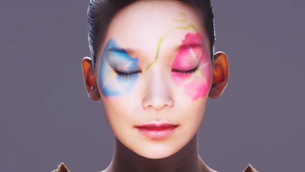 Kacho Fugetsu: la majestuosa belleza del 'maquillaje virtual' japonés - Sputnik Mundo
