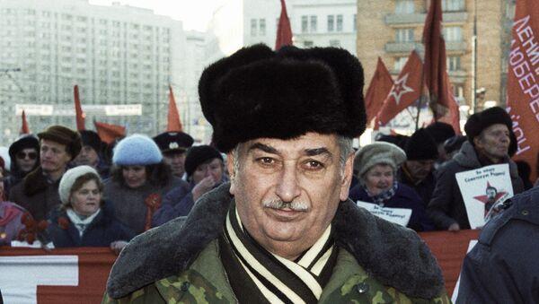 Evgueni Dzhugashvili - Sputnik Mundo
