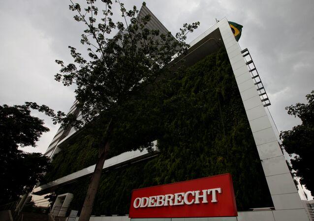 La sede de Odebrecht