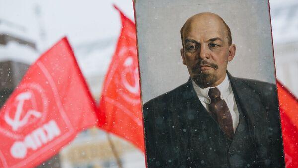 Vladimir Lenin - Sputnik Mundo