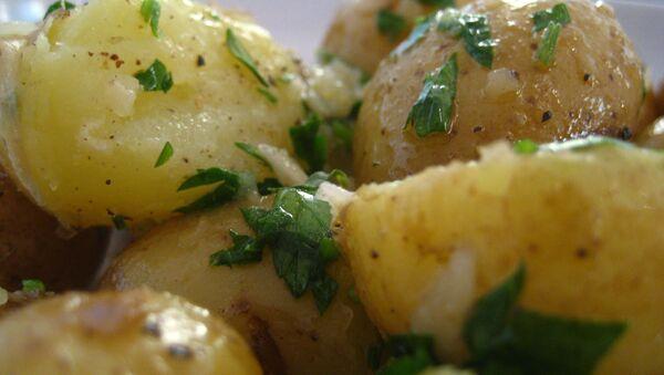 Potatoes - Sputnik Mundo