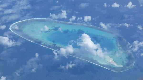 Una de las islas Paracelso - Sputnik Mundo