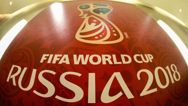 Copa Mundial de Fútbol de Rusia 2018 - Sputnik Mundo