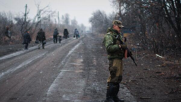 Militar de la RPD - Sputnik Mundo