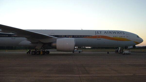 Avión de Jet Airways - Sputnik Mundo