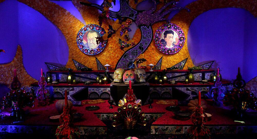 La exposición en el Museo Dolores Olmedo
