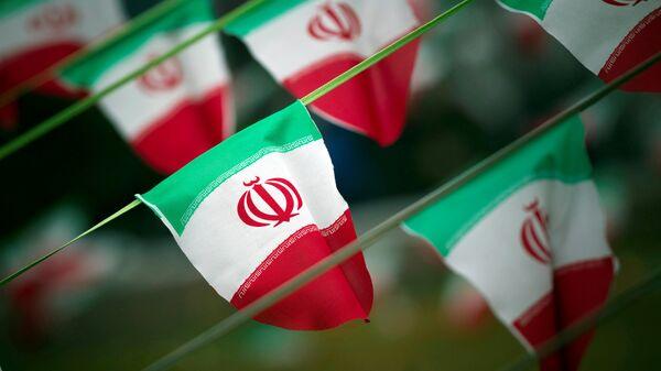 Banderas de Irán - Sputnik Mundo
