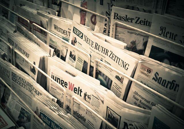 Periódicos (imagen referencial)