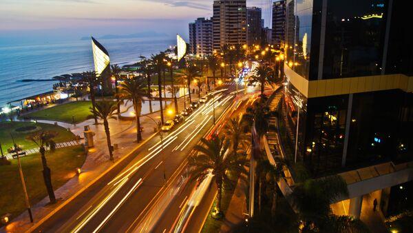 Lima, capital de Perú - Sputnik Mundo