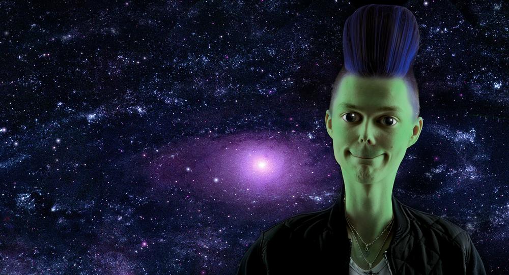 Un extraterrestre, imagen ilustrativa