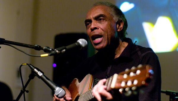 Gilberto Gil - Sputnik Mundo