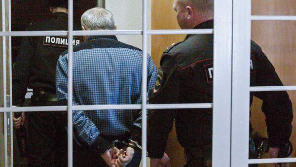 Los detenidos en Irkutsk - Sputnik Mundo