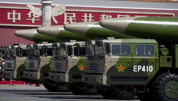 Misiles chinos DF-26 - Sputnik Mundo