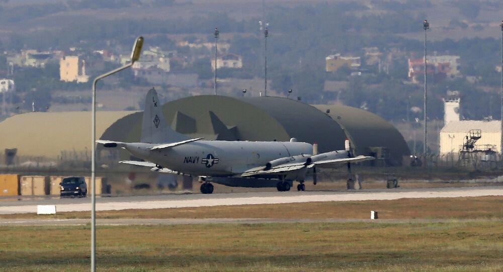 La base aérea de Incirlik en Turquía