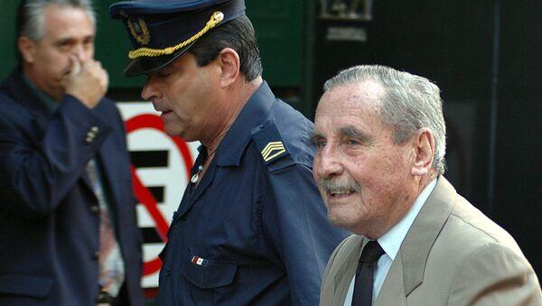 Gregorio Alvarez, dictador uruguayo en los años 1979-1985 - Sputnik Mundo