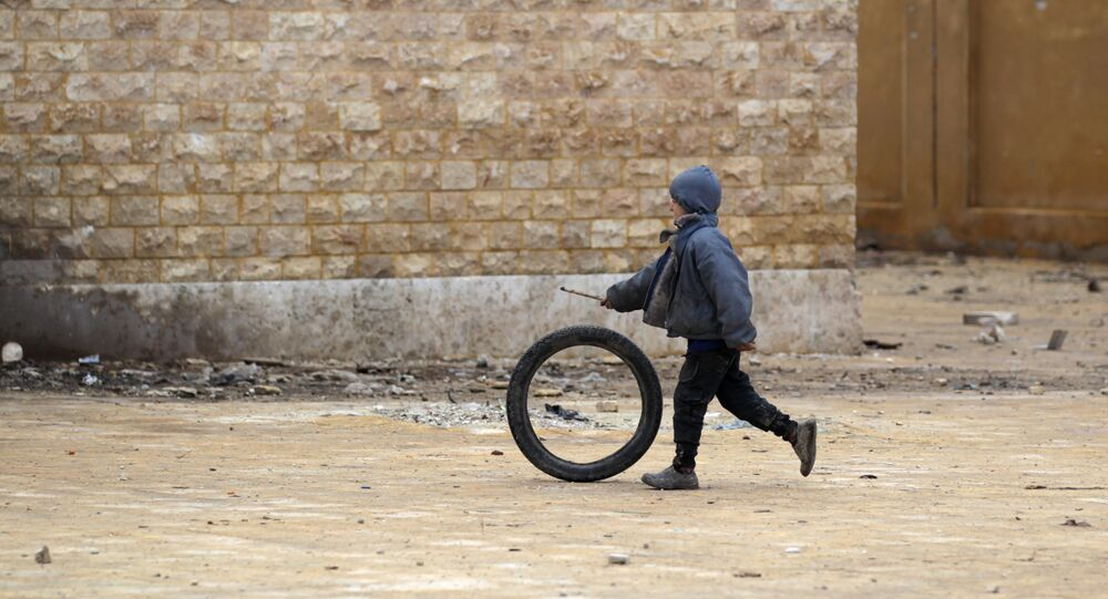 La vida en Siria