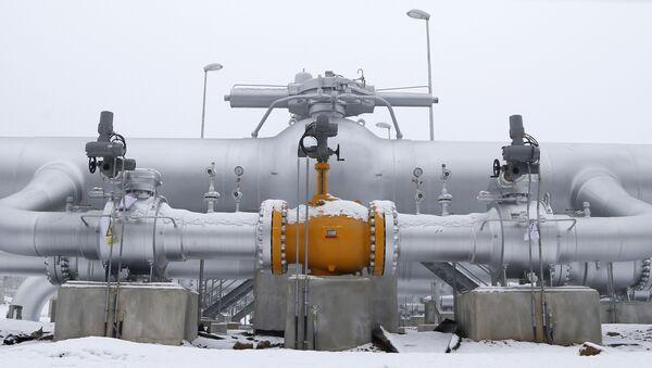 Un tramo del Nord Stream 2 en la República Checa - Sputnik Mundo