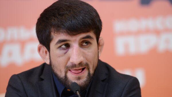 Rasul Mirzaev, campeón mundial de sambo - Sputnik Mundo