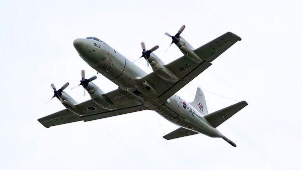 Lockheed P-3CK - Sputnik Mundo