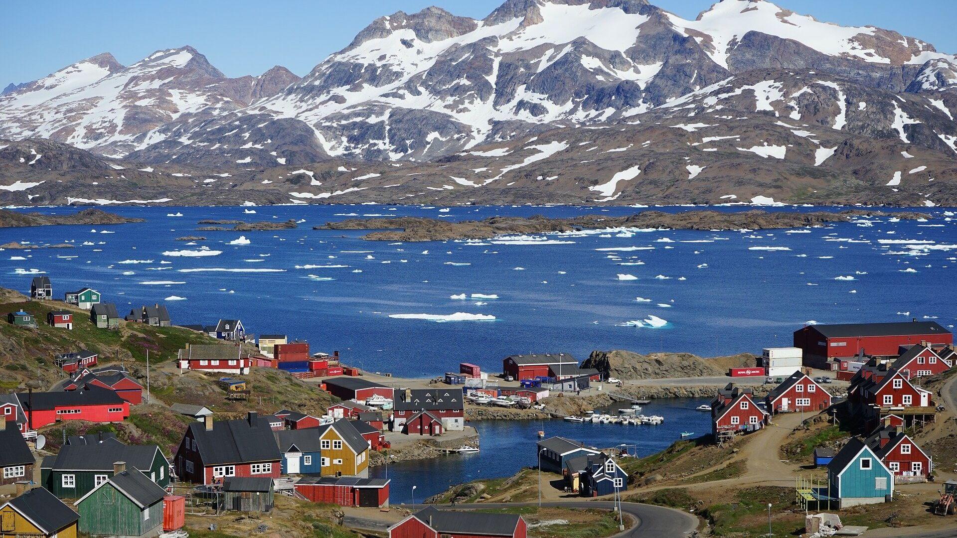 Greenland - Sputnik Mundo, 1920, 17.05.2021