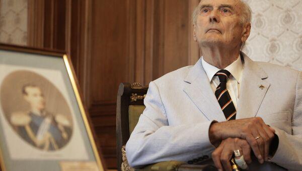 Князь Дмитрий Романов посетил Крым - Sputnik Mundo