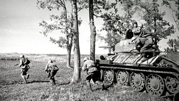 La batalla de Kursk, 1943 - Sputnik Mundo