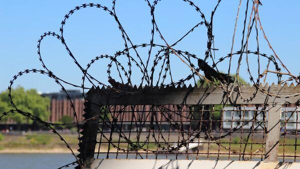 Prisión (imagen referencial) - Sputnik Mundo