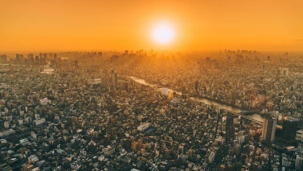 Tokio, capital de Japón - Sputnik Mundo