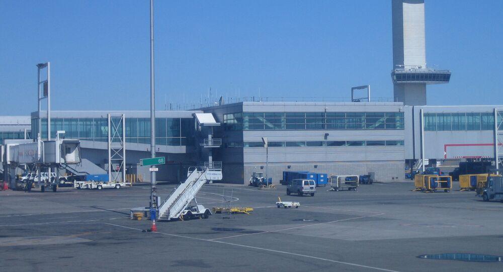 Aeropuerto de JFK en Nueva York