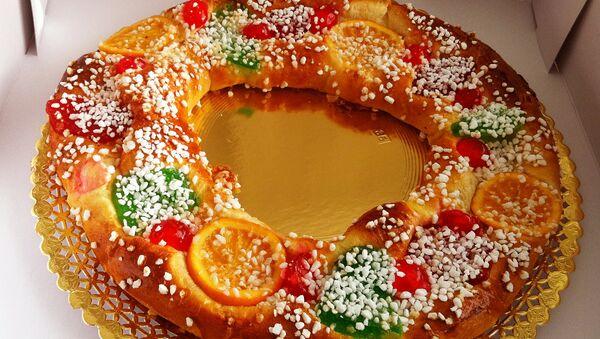 Roscón de Reyes - Sputnik Mundo